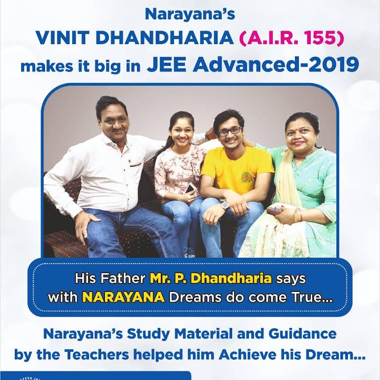NARAYANA IIT/NEET/FOUNDATION ACADEMY - Educational Institution in Surat