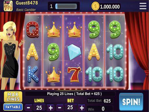 Billionaire Slots Machine: Free Spin Vegas Casino screenshot 16