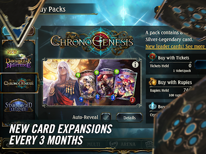 Game Shadowverse CCG APK for Windows Phone