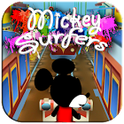 Mickey and Minnie Subway Surfer 3D icon