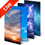 Real Time Weather Live Wallpaper 2.2.0.2390