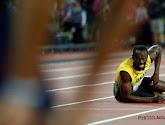 """Usain Bolt maakt zich zorgen: """"Ik probeer haar te beschermen"""""""
