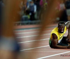 Usain Bolt n'a pas de regret