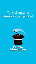 PhotoMontager - Photo montages Screenshot 1