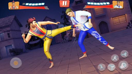 Tag Team Karate Fighting Tiger: World Kung Fu King 1.7.6 screenshots 2