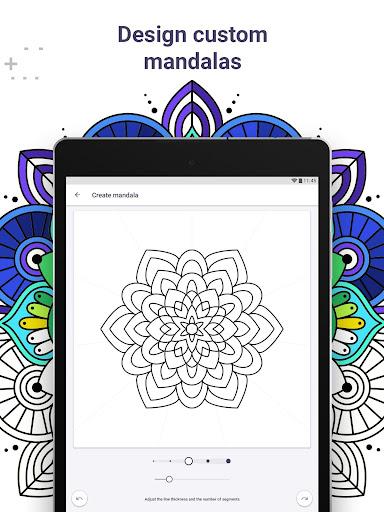 Coloring Book for Me & Mandala screenshot 17