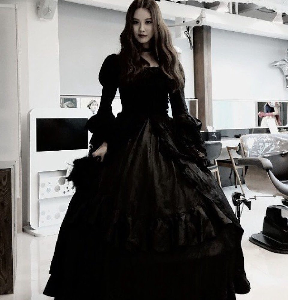 seohyun gown 25