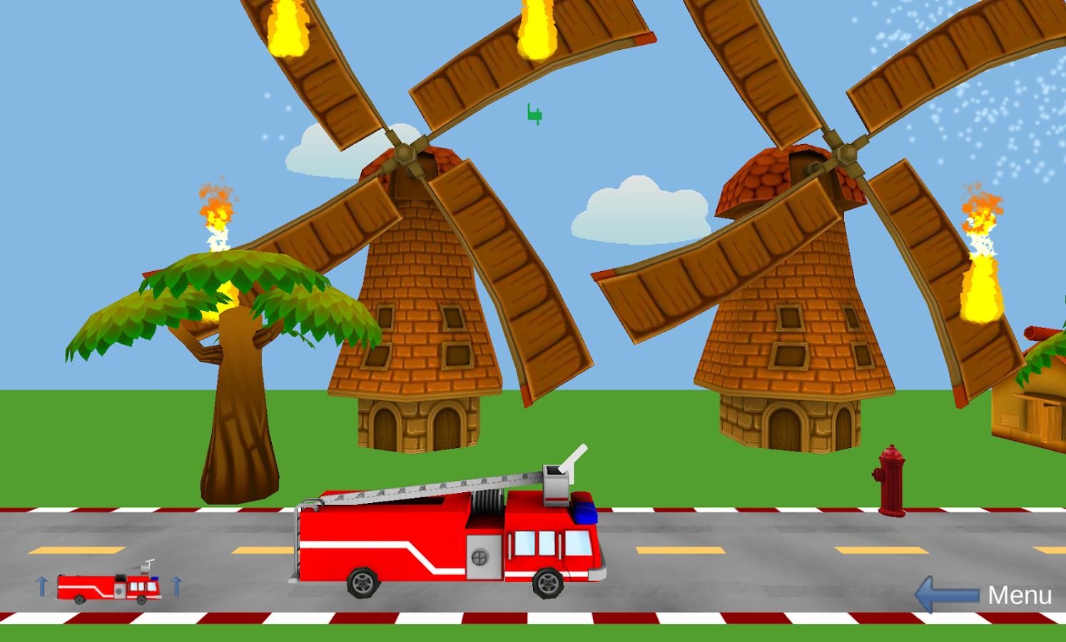 Kids Fire Truck- screenshot