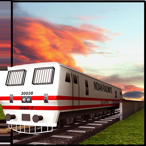 Indian Train Simulator 3D