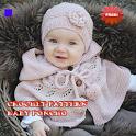Crochet Pattern Baby Poncho icon