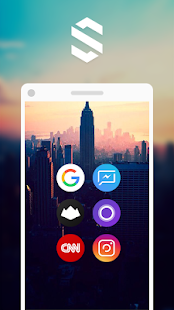 S8/Note 8 Pixel - Icon Pack- screenshot thumbnail