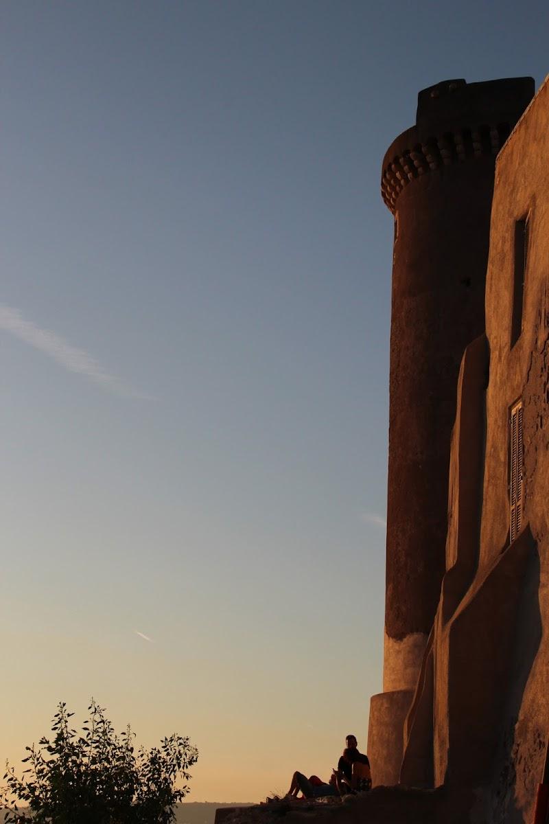Ammirando il tramonto di deborah marchese ragona