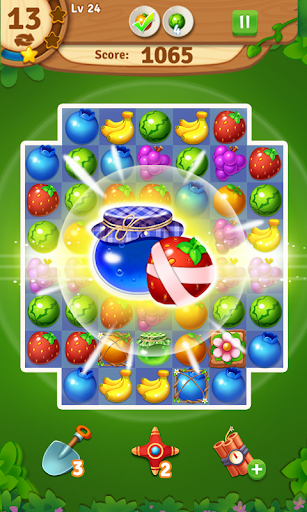 Juice Fruity Splash - Puzzle Game & Match 3 Games 1.3.9 {cheat|hack|gameplay|apk mod|resources generator} 3