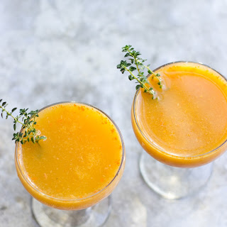 The Persimmon Punch  {print me!}