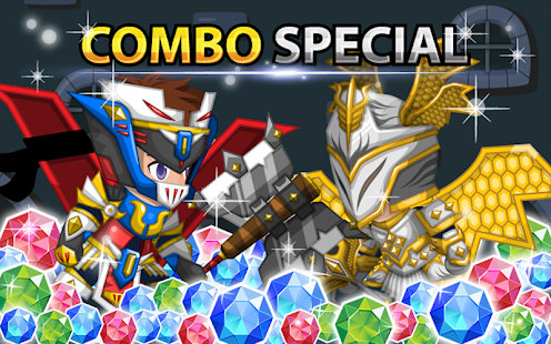 Cash Knight Combo Special Screenshot