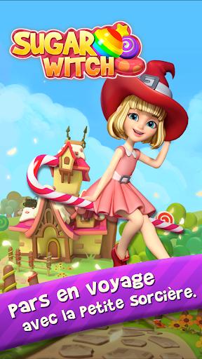 Code Triche Sugar Witch APK MOD (Astuce) screenshots 5