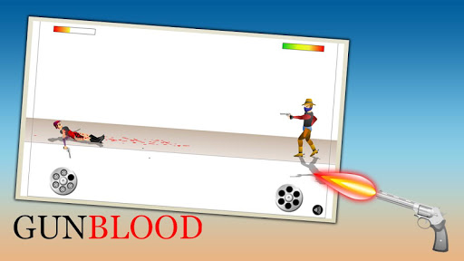 Western Cowboy Gun Blood 2 Screenshot