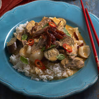 Red Duck Curry.