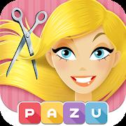 Girls Hair Salon - Hairstyle makeover kids games