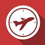 Auto Airplane Icon