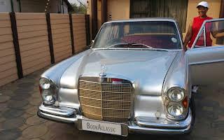 Mercedes-Benz 280se Rent Gauteng