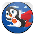 Flying Penguin Jump games icon