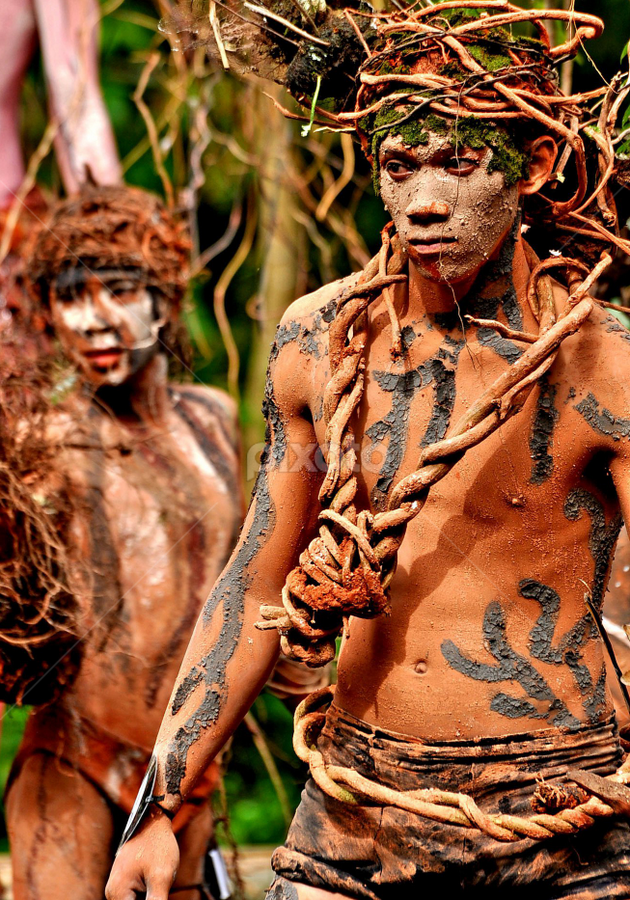Mud Pack Body Art Tattoos People Pixoto