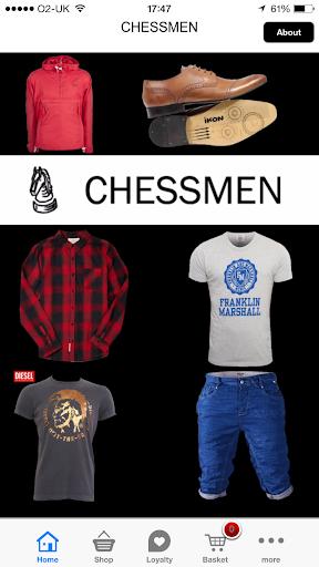 Chessmen-Clothing