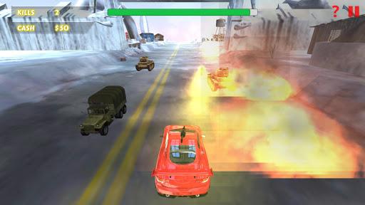 Car Racing Shooting Free Game 1.1 screenshots 2