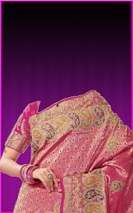 Pattu Saree Photo Suit screenshot 8