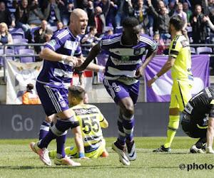 Anderlecht oublie la débâcle de Roulers et écarte Gand de la course au titre