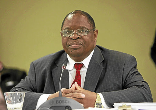 Deputy Chief Justice Raymond Zondo leads the probe into state capture.