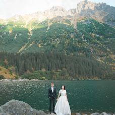 Wedding photographer Kristina Labunskaya (kristinalabunska). Photo of 17.10.2016