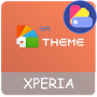 COLOR™ Theme | Orange XPERIA APK icon