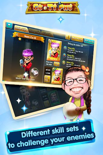 Cờ Tỷ Phú – Co Ty Phu ZingPlay screenshot 17