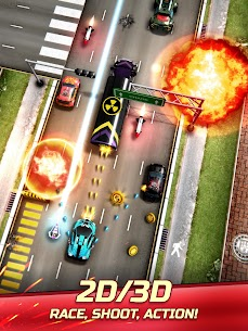 Chaos Road Combat Racing Mod Apk (Unlimited Money/Unlock) for Android 7
