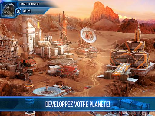 Stellar Age: MMO Strategy  captures d'u00e9cran 2
