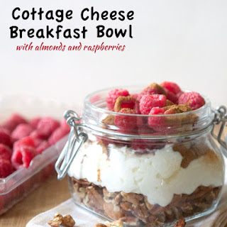 Cottage Cheese Breakfast Bowl Recipe
