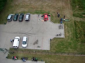 Photo: widok z wysokości 40 metrów