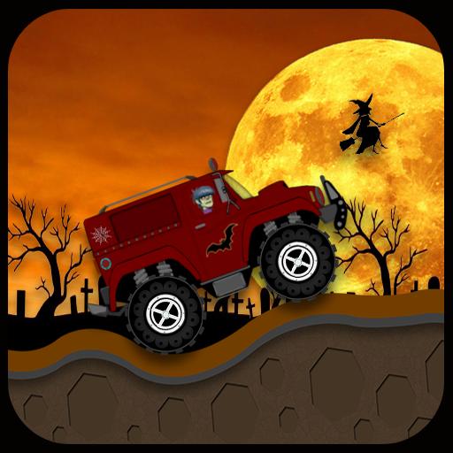 Halloween Monster Car 2018 Fast Stunt Drive Racing (game)