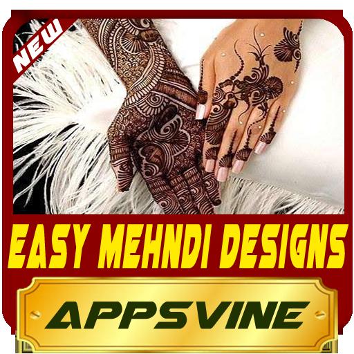 Easy Mehndi Designs 2015 LOGO-APP點子
