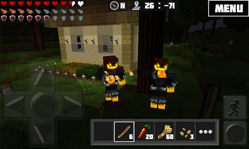 WorldCraft : 3D Build & Craft screenshot 4