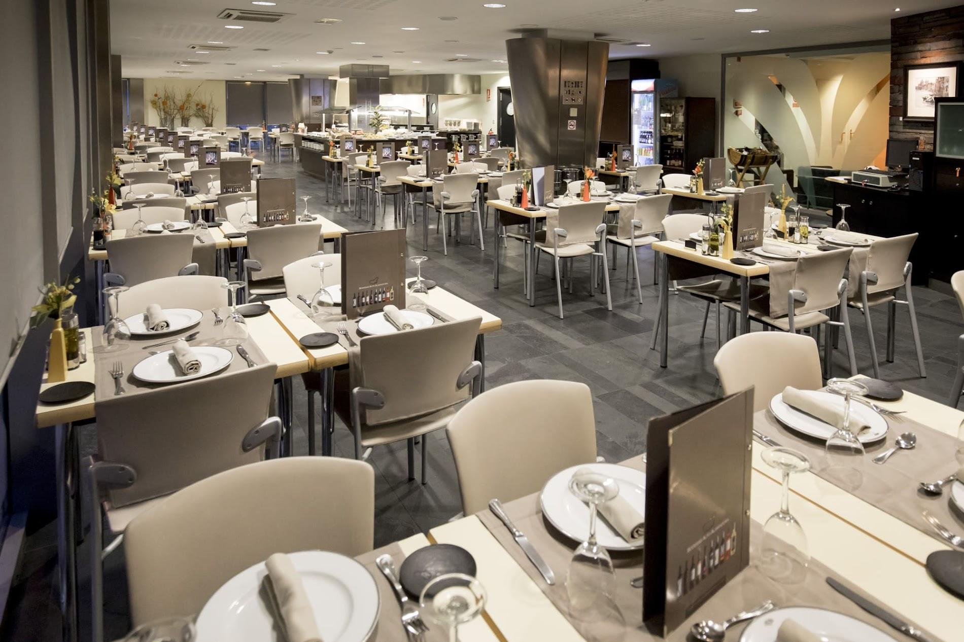 Restaurante Hotel Font Argent Canillo