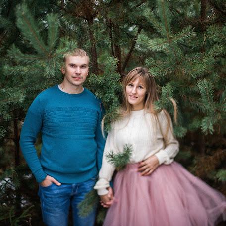 Свадебный фотограф Наська Одинцова (EceHbka). Фотография от 12.11.2017