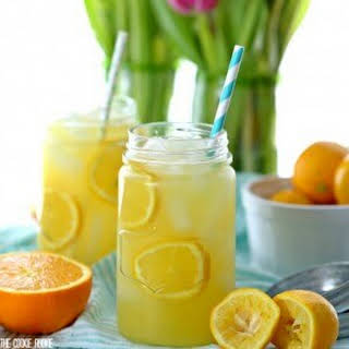 Meyer Lemon Citrus Sangria.