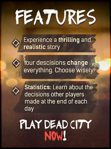 DEAD CITY - Choose Your Story Interactive Choice 1.0.8 screenshots 10