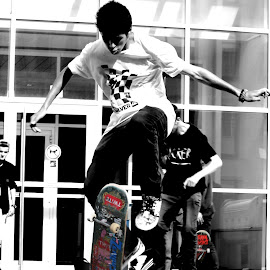 by Michelle Olive - Sports & Fitness Skateboarding