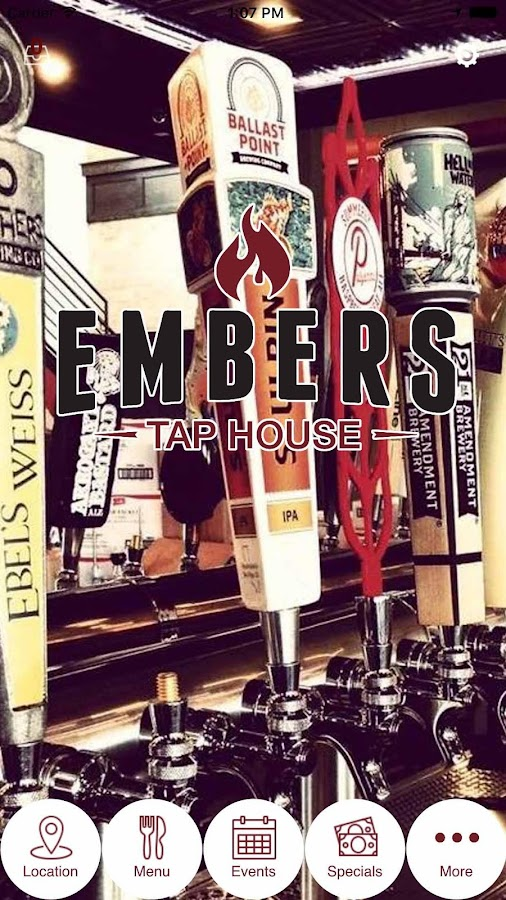Embers Tap House- screenshot
