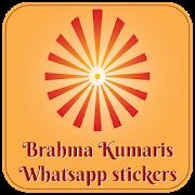 Brahma Kumaris WhatsApp stickers (WAStickerApps)