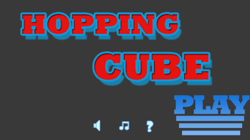hopping cube
